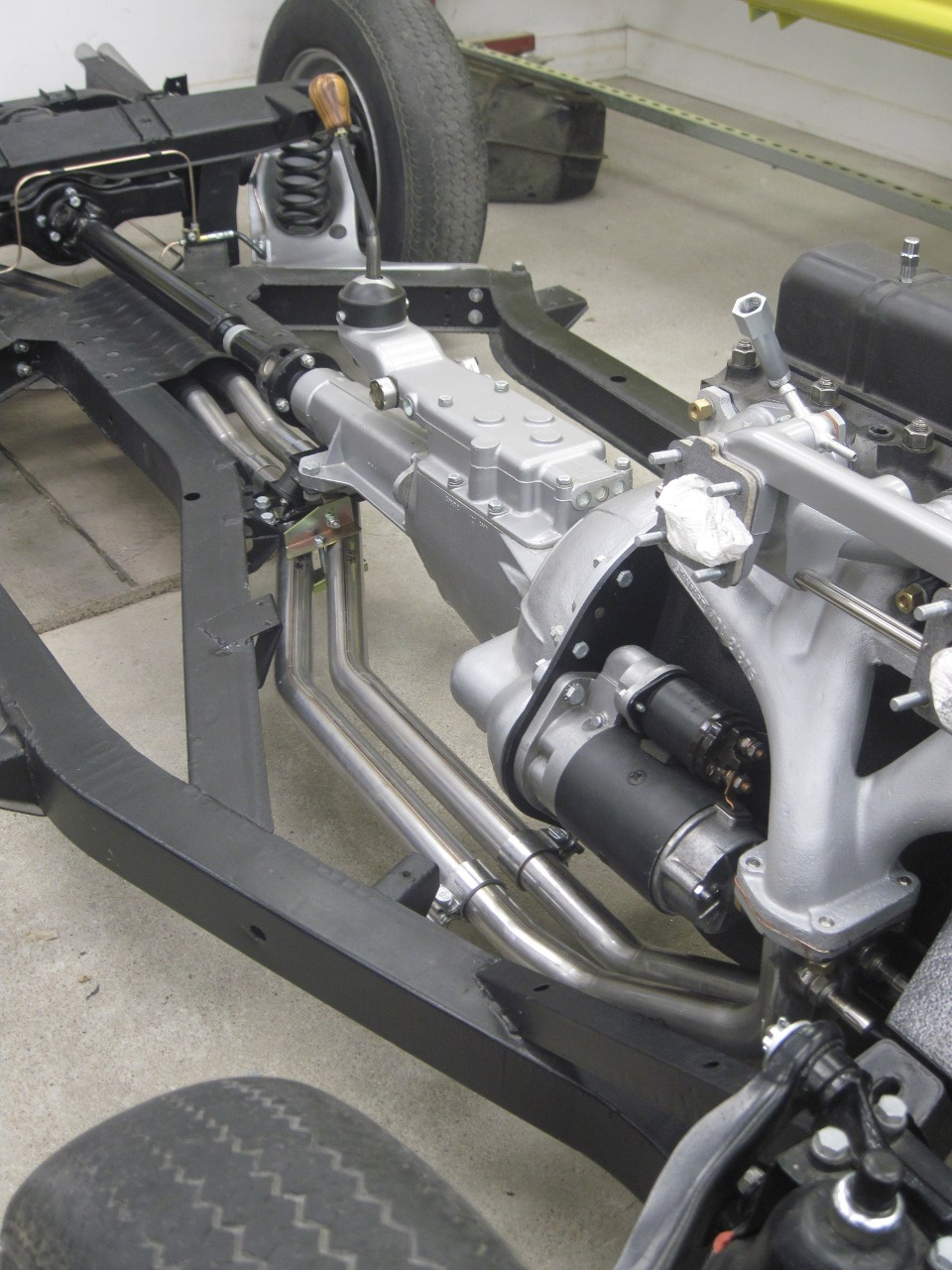 Stainless Exhaust Tr6 Tech Forum Triumph Experience